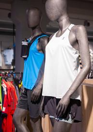 Große Markenauswahl an Runningbekleidung