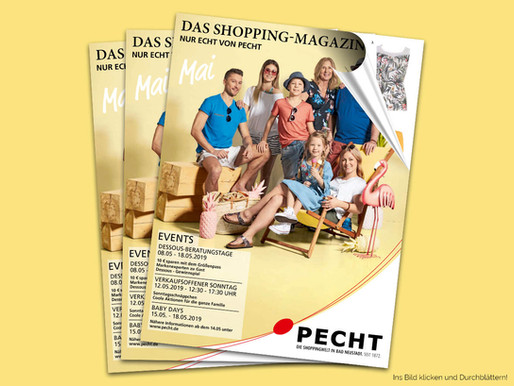 Das Shopping Magazin - MAI