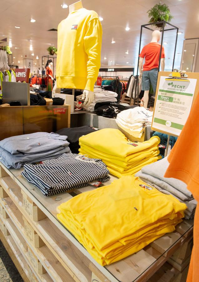 Tommy Jeans auf unserer Trendfläche