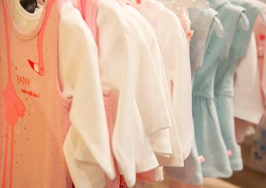 Babymode für Mädchen und Jungen