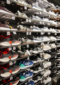 Sneaker Markenvielfalt