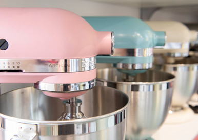 Farbvielfalt Kitchenaid