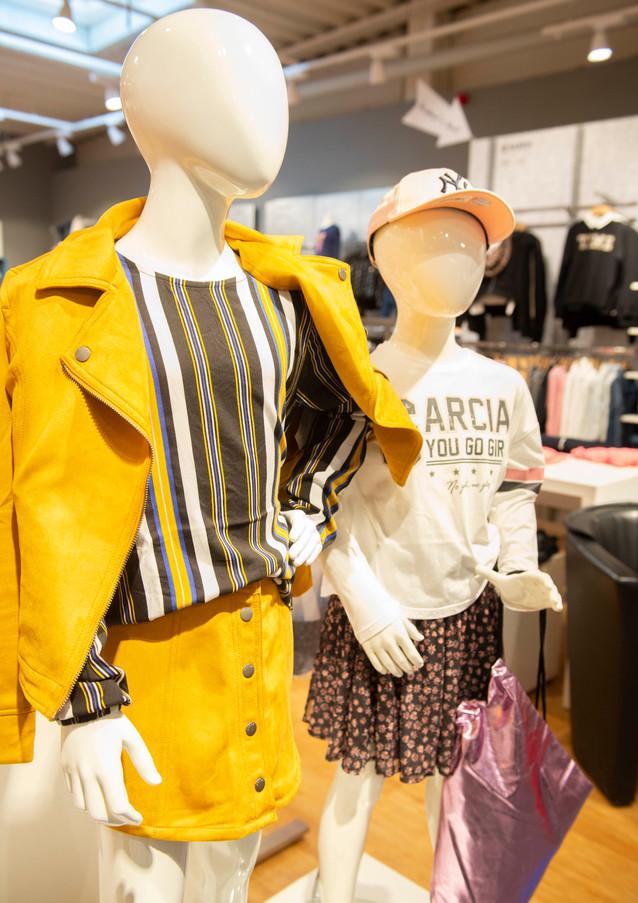 Coole Mode für Mädels