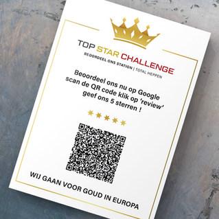 Flyer 'Total challenge'
