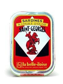 Sardines St. George
