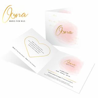 Oona is geboren!