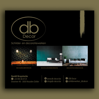 Folder voor Db-Decor