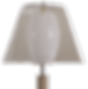 lamp with safety cap and diffuser