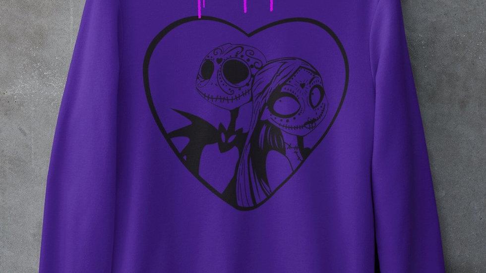 Gothic Love Crew Neck Sweater