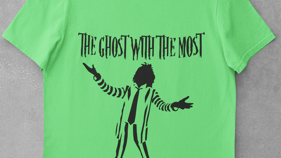 Ghost With The Most Tee