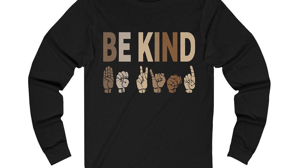 Be Kind Long Sleeve Tee