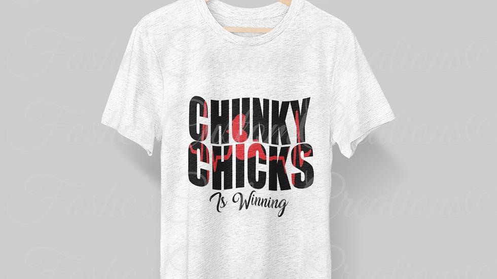 Chunky Chicks Tee