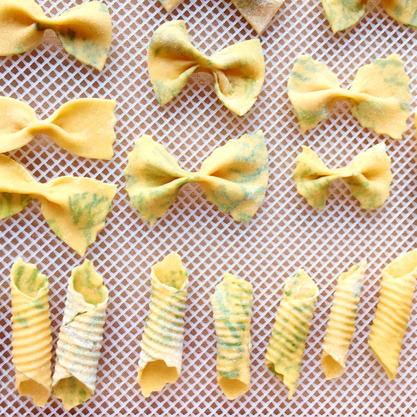Herb Laminated Pasta
