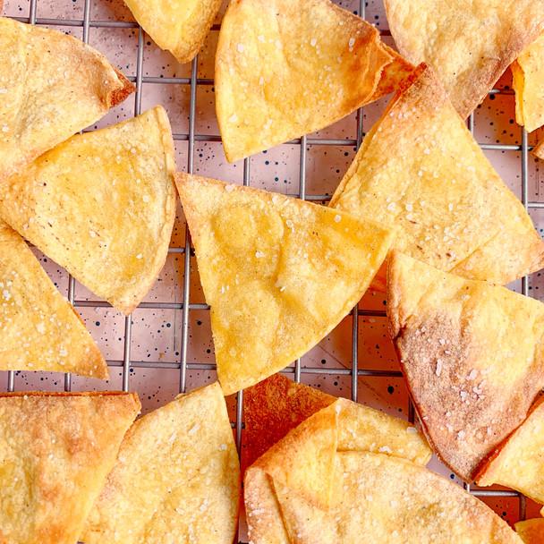 Air Fried Tortilla Chips