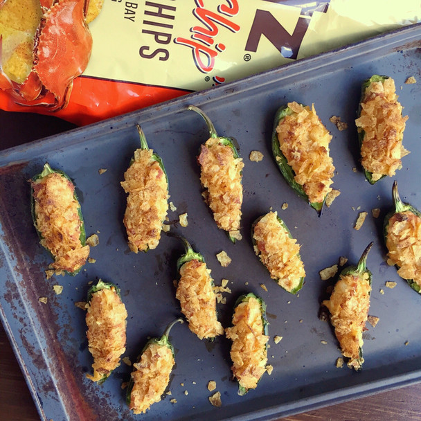 Crabby Poppers