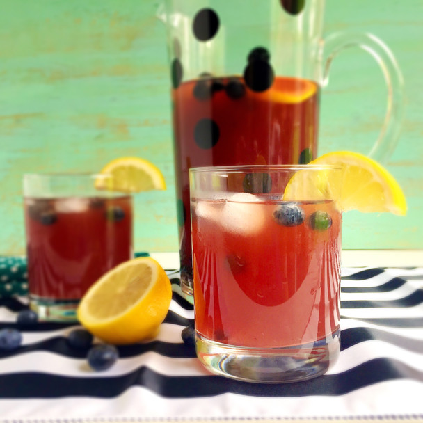Spiked Blueberry Arnold Palmer