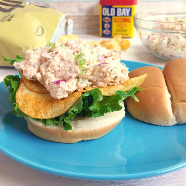 Chesapeake Tuna Salad Sandwich