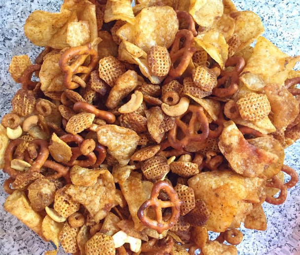 Old Bay Snack Mix