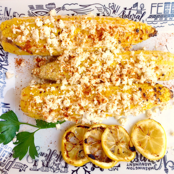 Chesapeake Street Corn