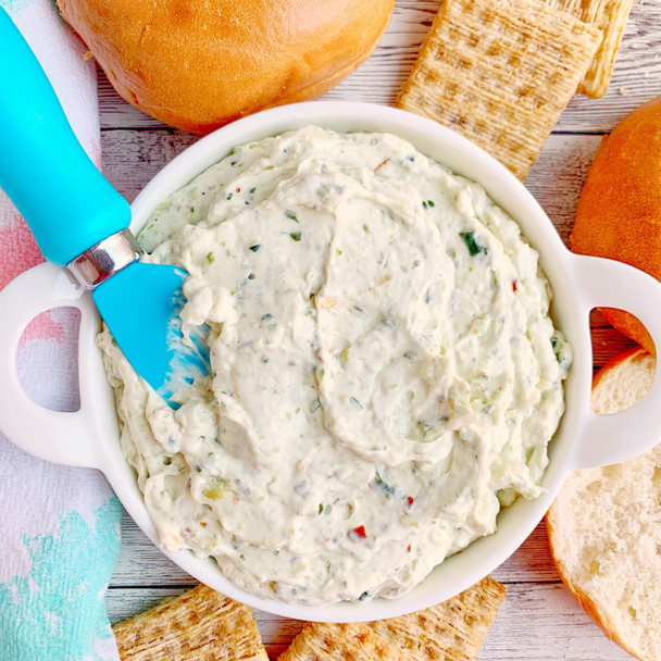 Spicy Pepper Cream Cheese