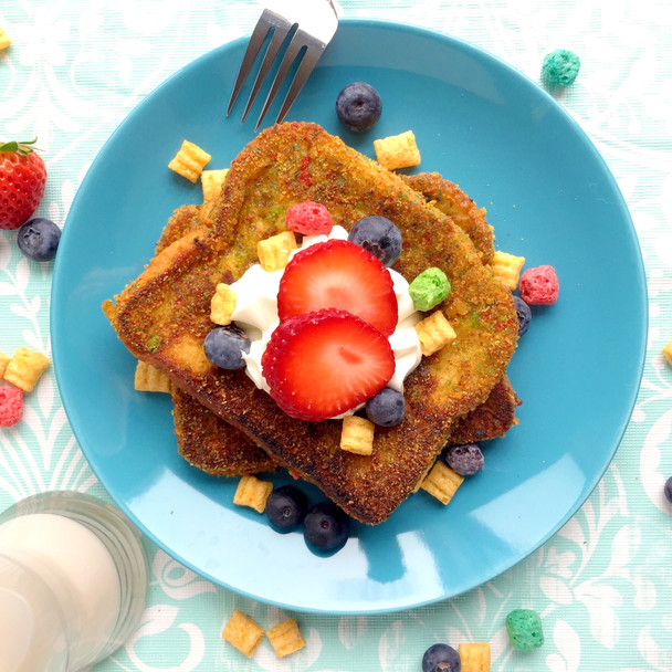 Crunchberry French Toast