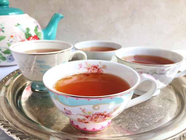 Spiced Green Tea