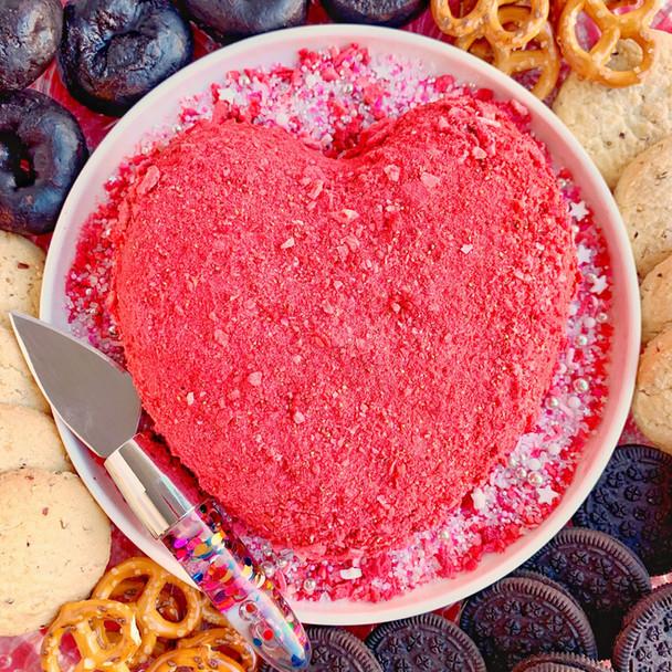 Strawberry Chocolate Cheese Ball