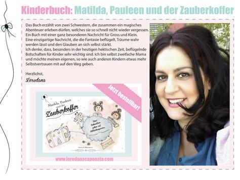 Kinderbuch: Matilda, Pauleen und der Zauberkoffer
