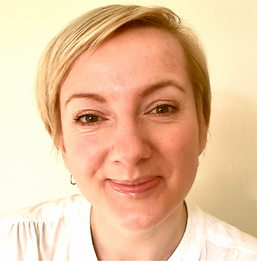 Image of Kasia Cole, woman with short blonde hair