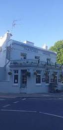 Picture of the Thatched House Pub on Dalling Road