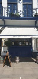 Picture of the Blue Anchor pub by the Thames