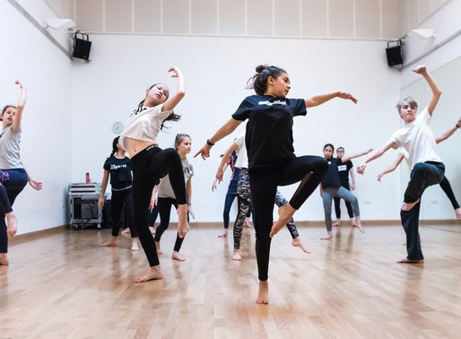 DanceWest launches free park workshops