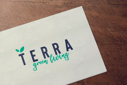 Diseño de Logo Terra