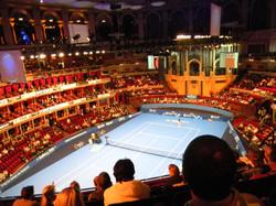 Statoil Tennis, Royal Albert Hall