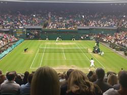 Wimbledon, Federer v Djokovic