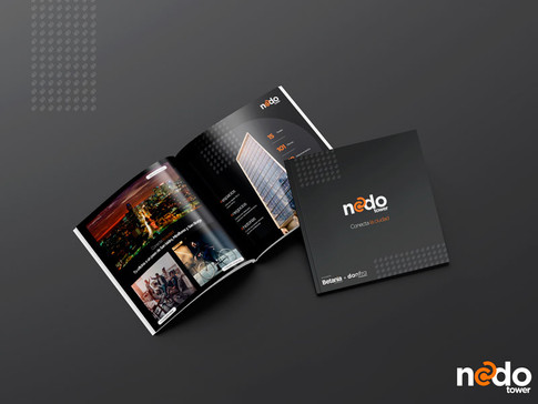 Desarrollo Branding proyecto Nodo