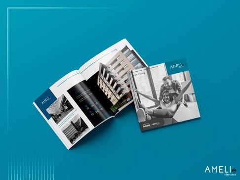 Desarrollo Branding Proyecto Amelie