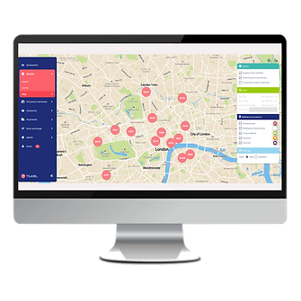 Tilkal platform that analyses high volume of data of products flows in the supply Chain