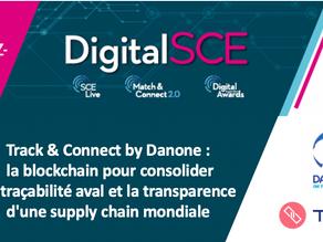 Conférence |Focus sur le projet Track & Connect by Danone