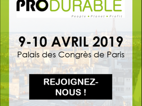 Tilkal à PRODURABLE 2019