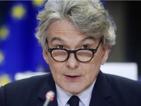 Thierry Breton : « La guerre des données industrielles débute maintenant(...)