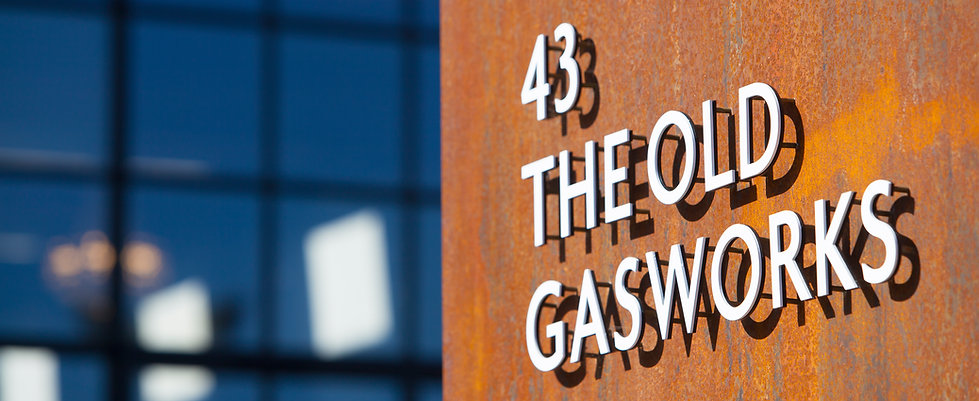 43 The Old Gasworks