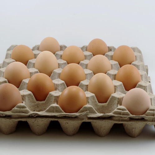 Huevo Fresco de Libre Pastoreo, 15 piezas