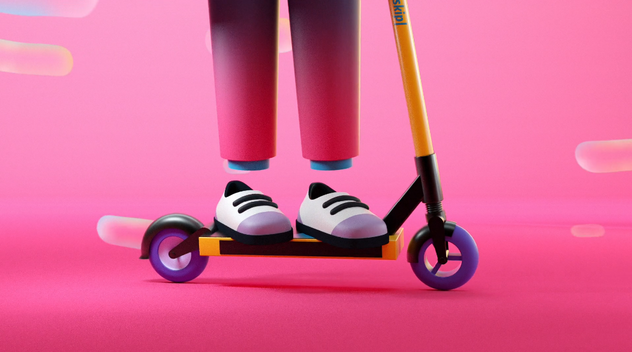 Skip Scooters