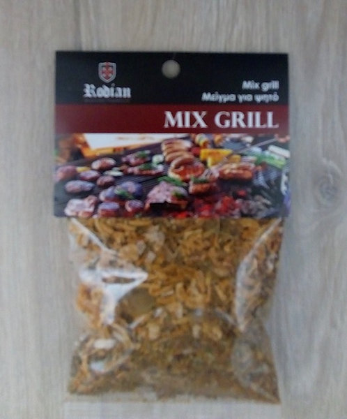 Mix voor Gril