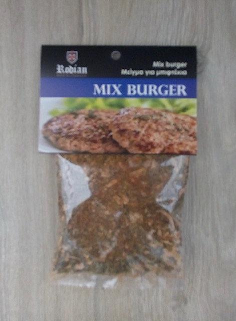 Mix voor Hamburgers