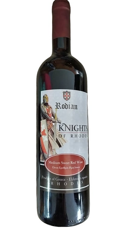 The Knight of Rhodes