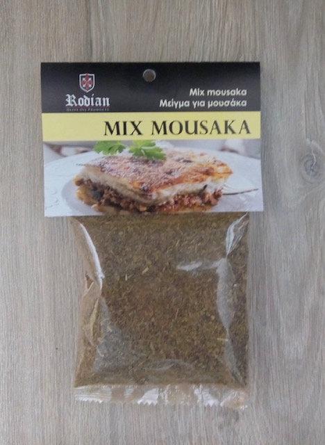 Mix voor Mousaka