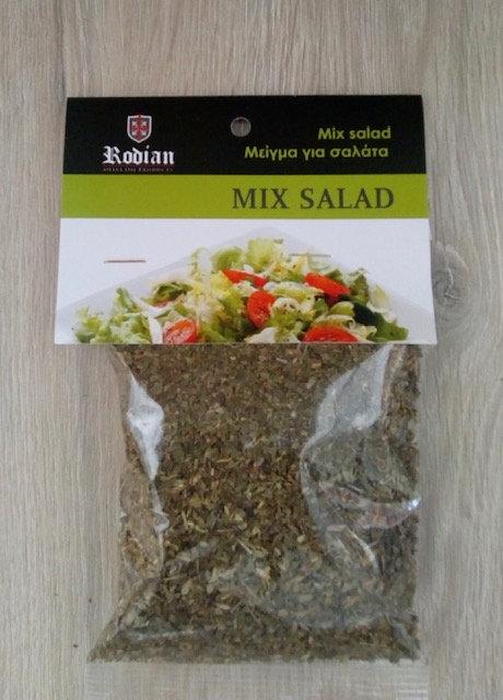 Mix voor Griekse salade
