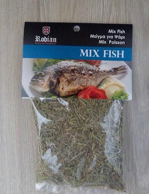 Mix voor Vis